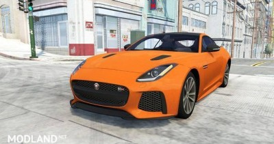 Jaguar F-Type SVR Coupe [0.11.0]